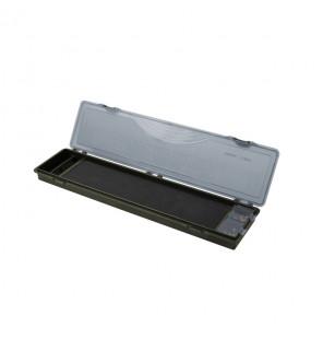Delphin C-Rigbox – Vorfachbox, 348x85x25mm Stiff Rig Wallet Delphin Tackle Boxen