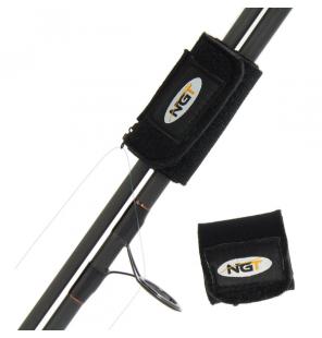 NGT Rod Bands Back 2 Pack Rutenbänder NGT Rutenzubehör