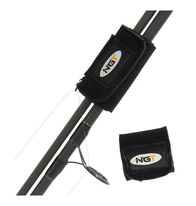 NGT Rod Bands Back 2 Pack NGT Rutenfutterale