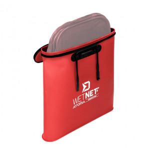 Delphin WetNet Atoma EVA Tasche für Setzkescher 53x53x10cm Delphin Kescher & Kescherzubehör