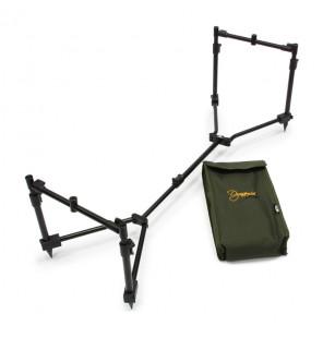 NGT Dynamic Pod 3 Rod Compact Rod Pod NGT Rod Pod´s, Banksticks & Buzzerbars