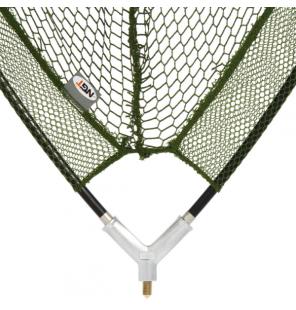 """NGT 50"""" Specimen Kescherkopf mit Dual Net Float System NGT Kescher & Kescherzubehör"""