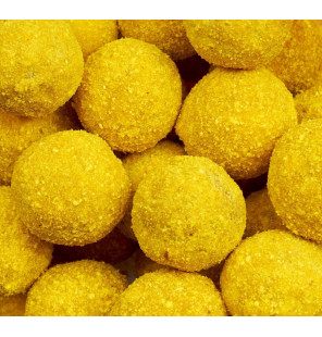 Meus Challange Lemon Shock Hard Boilies 24mm 1kg Köder Wettkampf Meus Boilies