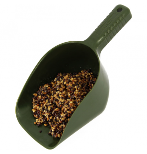 NGT Baiting Spoon Green Large NGT Boiliewurfrohre & Futterschleudern