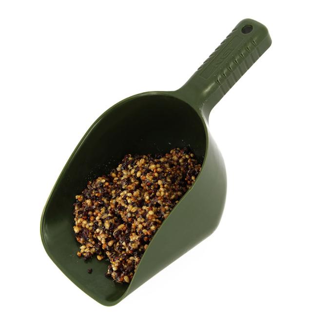 NGT Baiting Spoon green Large Futterschaufel NGT Boiliewurfrohre & Futterschleudern