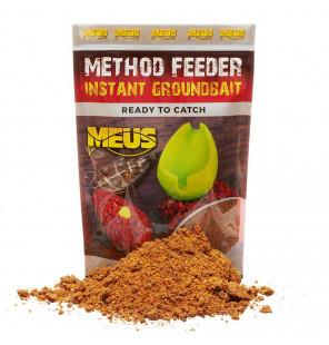 Meus Bubble Gum Instant Method Feeder Groundbait Meus M.F. Groundbait