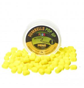 Meus Vanille Pop Up Dumbel 8mm Meus M.F. Pop Up´s