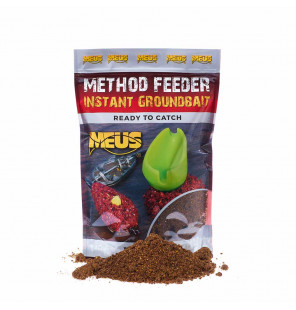 Meus Mulberry Instant Method Feeder Groundbait Meus M.F. Groundbait