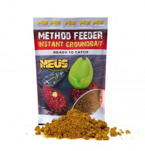 Meus Lemon Shock Instant Method Feeder Groundbait Meus M.F. Groundbait