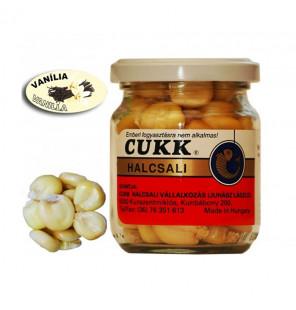 CUKK Goliat Corn Vanille 220ml natur Mais im Glas CUKK Hookbaits