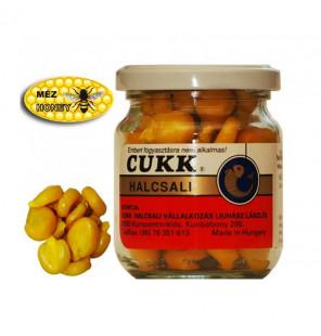 CUKK Goliat Corn Honig 220ml gelb Mais im Glas CUKK Hookbaits