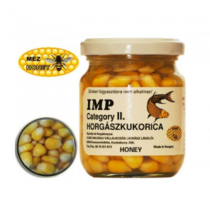 CUKK IMP Sweet Corn Honig 220ml Mais im Glas CUKK Hookbaits