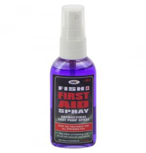 NGT Fish Aid Spray färbt Finger nicht! Desinfektions Spray First NGT Diverses