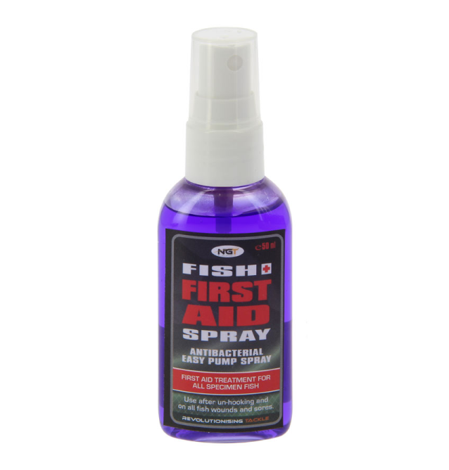 NGT Fish Aid Spray Desinfektions Spray NGT Diverses