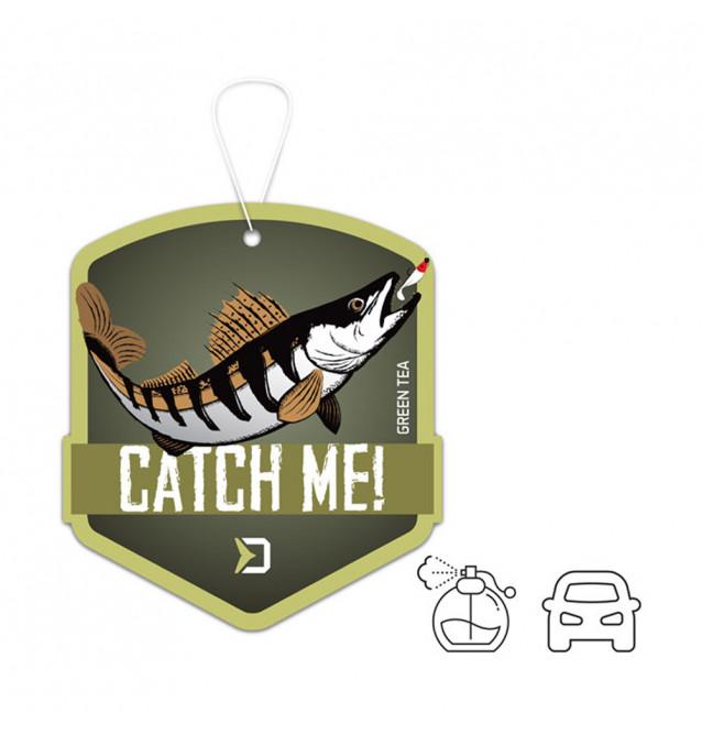 Delphin Autoduft CatchME! Zander Green Tea Duftbaum Delphin Diverse Geschenkideen