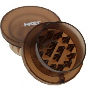 NGT Deluxe Grinder Clear NGT Grinder, Krusher & Co