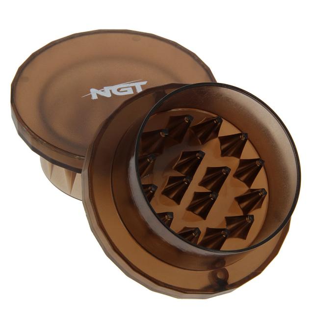 NGT Deluxe Grinder Clear Crusher NGT Grinder, Krusher & Co