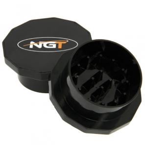 NGT Deluxe Grinder Black NGT Grinder, Krusher & Co