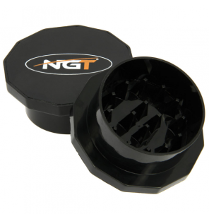 NGT Deluxe Grinder Black NGT Zubehör