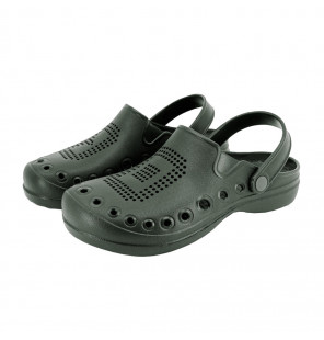 Delphin Clogs Octo Schuhe grün Größe 46 Delphin Schuhe