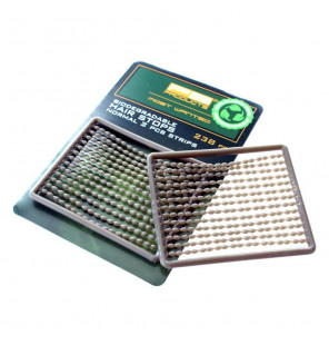 PB Products Bio-Degradable Hair Stops Normal Rack 2 Stk. Stopper PB Products Stopper & Baitscrews
