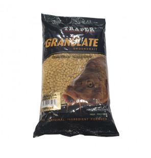 Traper Groundbait Granulat 5mm 1kg Vanille Pellets Traper Groundbait & Partikelfutter