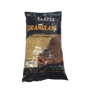 Traper Groundbait Granulat 5mm 1kg Scopex Pellets Traper Groundbait & Partikelfutter