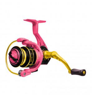 Delphin Queen MonoDrag 3T pink 3000 Stationärrolle Feederrolle Delphin Frontbrems-Rollen