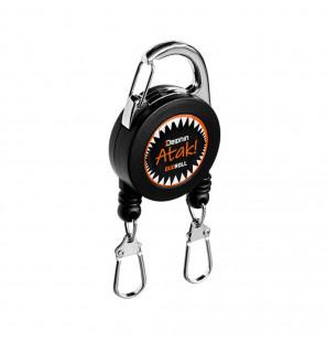 Delphin Jojo DuoRoll ATAK! 2x45cm Einzug Anhänger Delphin Diverses