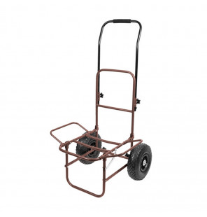 Delphin Traqster Trolley Large extrem robust mit 2 Spannern Delphin Trolley & Barrows