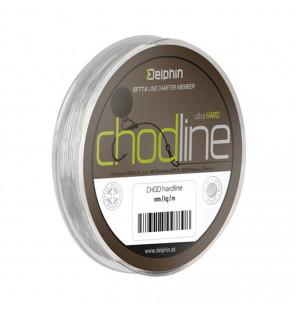 Delphin Monofil Chod Hardline 0,40mm 25lb 25m Vorfachmaterial Delphin Vorfachmaterial & Montage-Zubehör