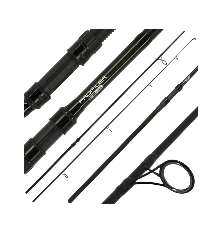 NGT 12ft 3.25lb Profiler Carp Rod NGT Karpfenruten