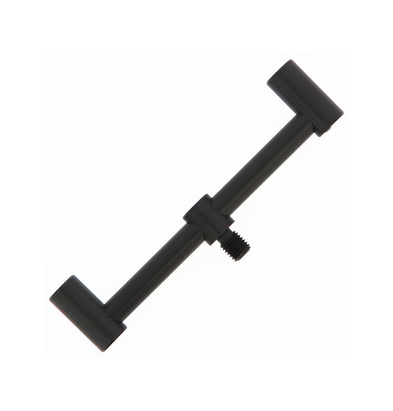 NGT 2 Rod Black Aluminium Buzz Bar 13cm NGT Rod Pod´s, Banksticks & Buzzerbars