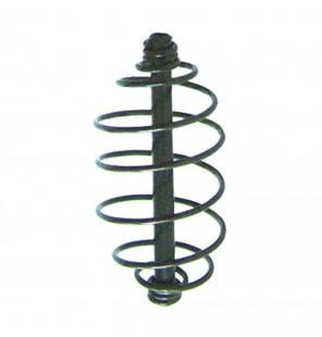 York Futterspirale 6,5cm ohne Blei Grundangeln Futterkob York Futterkörbe & Bleie