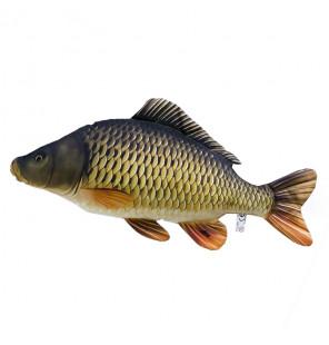 Gaby Fischkissen Schuppenkarpfen Big 64cm, Plüschfisch, Stofftier Gaby Big Fish