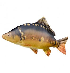 Gaby Fischkissen Spiegelkarpfen Giant 90cm, Plüschfisch, Stofftier Gaby Giant Fish