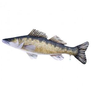 Gaby Fischkissen Zander Giant 110cm, Plüschfisch, Stofftier Gaby Giant Fish