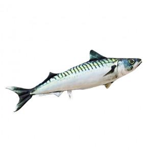 Gaby Fischkissen Atlantische Makrele Big 60cm, Plüschfisch, Stofftier Gaby Big Fish