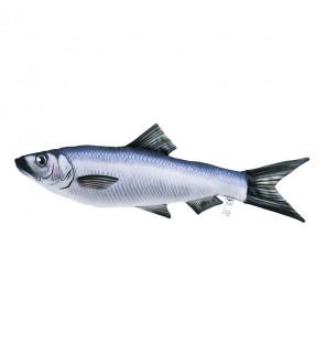 Gaby Fischkissen Hering Big 60cm, Pülschfisch, Stofftier Gaby Big Fish