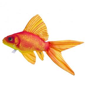 Gaby Fischkissen Goldfisch Big 60cm, Plüschfisch, Stofftier Gaby Big Fish