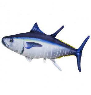 Gaby Fischkissen atlantischer Blauflossen-Thunfisch Big 66cm, Plüschfisch, Stofftier Gaby Big Fish