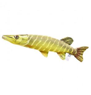 Gaby Fischkissen Hecht Mini 45cm, Plüschfisch, Stofftier Gaby Mini Fish