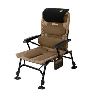 Delphin Ergonia Carpath Luxury Carp Chair, Angelsessel Camo Delphin Angelliegen & Angelstühle
