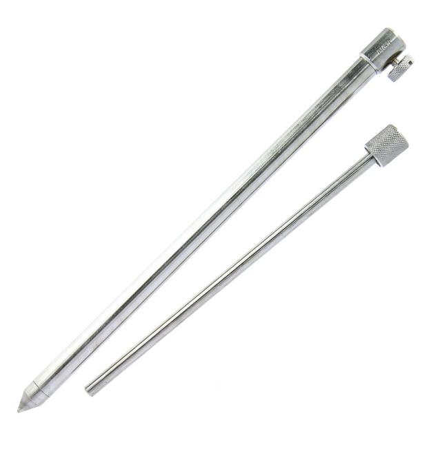 NGT Stainless Steel Bank Stick Deluxe Medium 30-50cm NGT Rod Pod´s, Banksticks & Buzzerbars