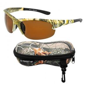 Delphin Forest HF Polarized Sunglasses polarisierende Sonnenbrille mit Transportetui Delphin Polaroid Brillen & Zubehör