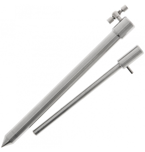 NGT Stainless Steel Bank Stick Small 20-35cm NGT Rod Pod´s, Banksticks & Buzzerbars
