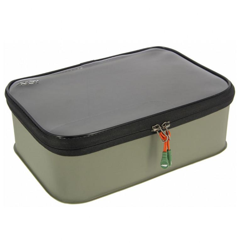 NGT Bit Bag 303 (30x20x10cm) wasserabweisende Hartschalentasche NGT Zubehörtaschen