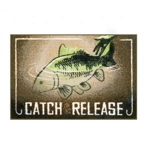 Delphin Bivvy Mat Catch and Release Karpfen Fußmatte Delphin Bivvy Mat - Fußmatten