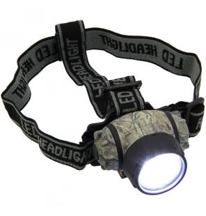 NGT Headlight Camo 19 Led