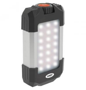 NGT 10400 mAh Multifunctional 21+6 LED Light Powerbank NGT Beleuchtung & Kopflampen